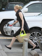 Dakota Fanning - Leaving her yoga class in Sherman Oaks, March 17, 2011