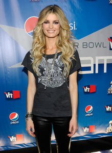 Мариса Миллер, фото 2288. Marisa Miller at VH1 Pepsi Super Bowl Fan Jam Texas - 03/02/11, foto 2288