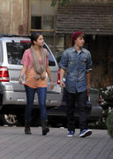 th 55561 Selena12 123 116lo Selena Gomez   at a restaurant in Hollywood 01/10/2012