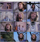 Bee Gees - Stayin' Alive (Music Video) (VOB)