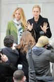 Блейк Лайвли, фото 4802. Blake Lively On the Set of Gossip Girl in New York City - March 1, 2012, foto 4802