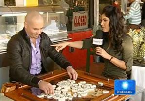 Entrevista: Pitbull en Despierta América