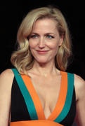 Gillian Anderson - Great Expectations premiere in Rome 10/01/12