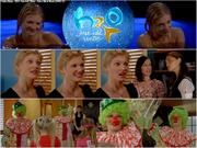 Cariba Heine, Phoebe Tonkin, Indiana Evans, Taryn Marler - H2O - Just Add Water - Season 3 - Collages - Part 6