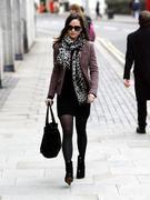 Филиппа Шарлотта 'Пиппа' Мидлтон, фото 103. Philippa Charlotte 'Pippa' Middleton Out and about in London - 10/01/12, foto 103