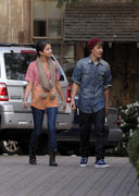 th 55608 Selena13 123 374lo Selena Gomez   at a restaurant in Hollywood 01/10/2012