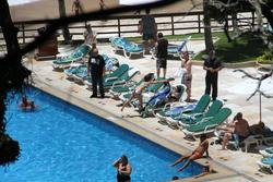 th 385269583 selena gomez wearing bikini in rio de janeiro brazil february 4 2012 KOL4s2F 122 419lo Selena Gomez   Wearing a Bikini in Rio de Janeiro, Brazil (2/4/12)