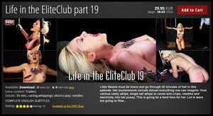 Elite Pain: Life in the Elite Pain Club P.19