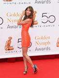 Jacqueline MacInnes Wood @ The 50th Monte Carlo TV Festival Closing Ceremony in June 10, 2010 (x14)