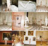 Naked in The Louvre Museum - To be complete , the other model is Raquel Zimmermann and the shoot was commanded by french mag Paradis . Foto 104 (Голый в Лувр - Чтобы быть полным, другие модели Ракель Циммерманн и стрелять командовал французский Mag Паради. Фото 104)
