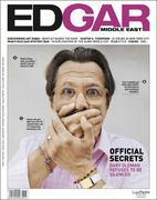 Gary Oldman Edgar Magazine April 2012
